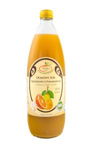 Sok gruszkowy z pomarańczą